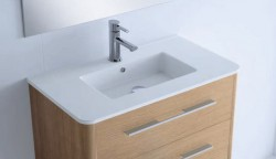 Diana French Oak Vanity 600, 800 & 1000
