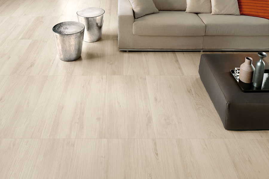 Etic bianco timber look tile uptiles strathpine for Bisazza carrelage