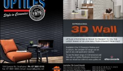 Uptiles 3D wall tiles Brisbane