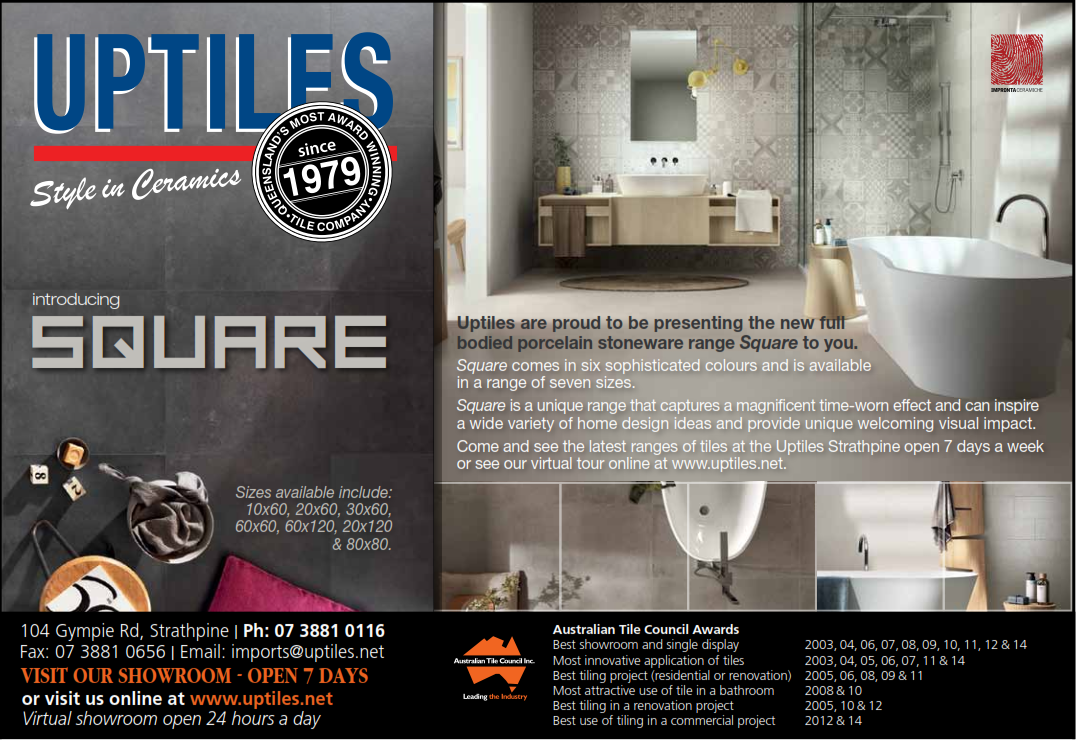 new range at Uptiles Brisbane