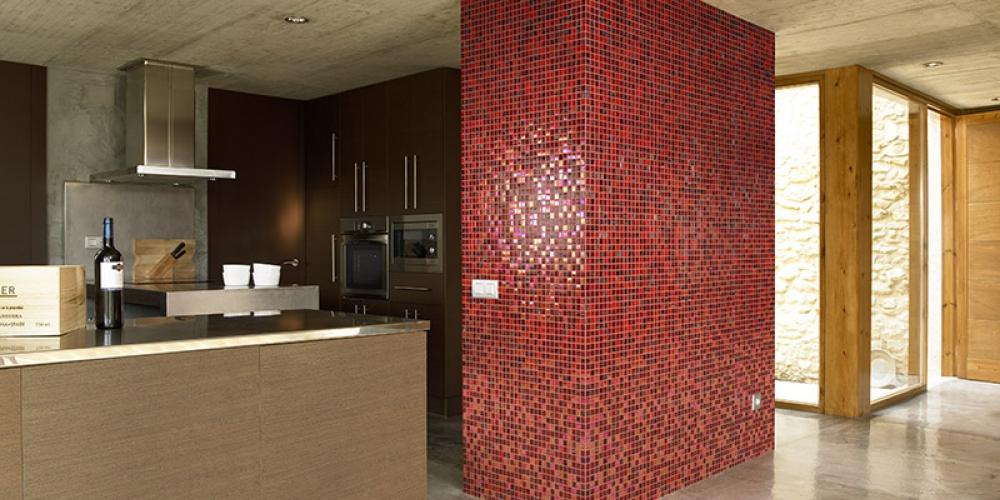 ClassyGlass Hawai Mosaic Tile