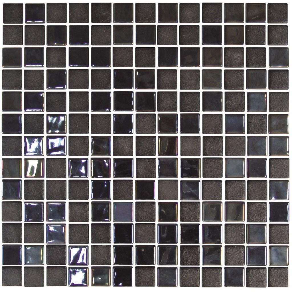 Glassy Mosaic Shards Mosaic Tile