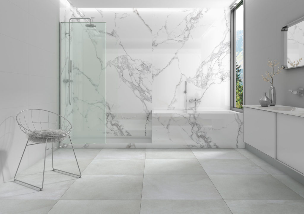 Porcelain slab